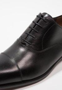 Fratelli Rossetti - Elegantní šněrovací boty - nero - 6