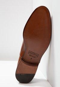 Fratelli Rossetti - Elegantní šněrovací boty - mandorla - 4