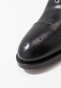 Fratelli Rossetti - Elegantní šněrovací boty - nero - 5