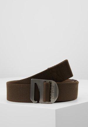 TOGIAK BELT - Pásek - bronze