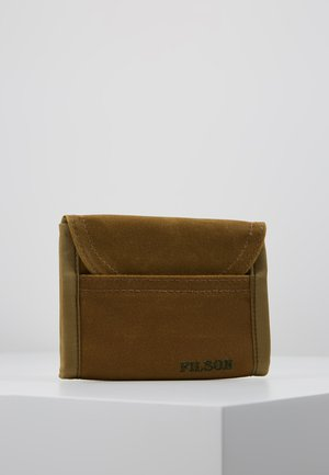 SMOKEJUMPER WALLET - Portefeuille - dark tan