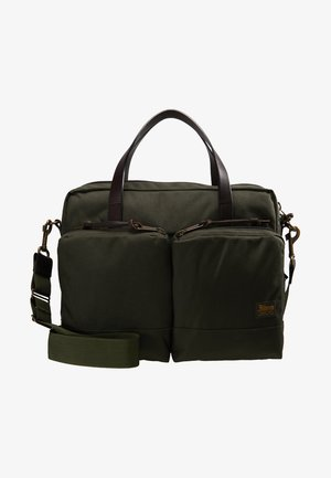 DRYDEN BRIEFCASE - Aktentasche - ottergreen