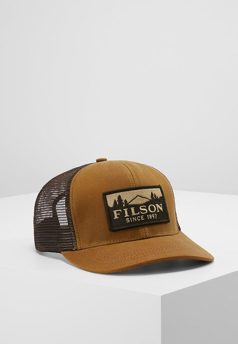 Filson - LOGGER - Caps - darktan