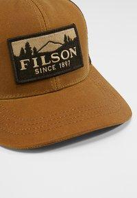 Filson - LOGGER - Caps - darktan - 4