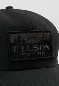 Filson - LOGGER - Lippalakki - black - 5