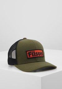 Filson - LOGGER CAP - Cappellino - olive - 0