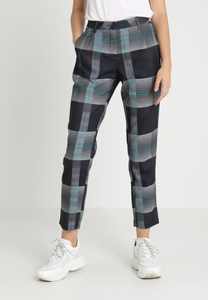 RAGRAFIK  PANTS - Trousers - black