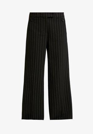FRESPIN PANTS - Kalhoty - black