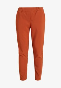 Fransa - FRESMIX PANTS - Trousers - ginger bread - 4
