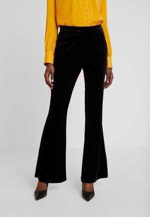 FRGICORD PANTS - Pantaloni - black