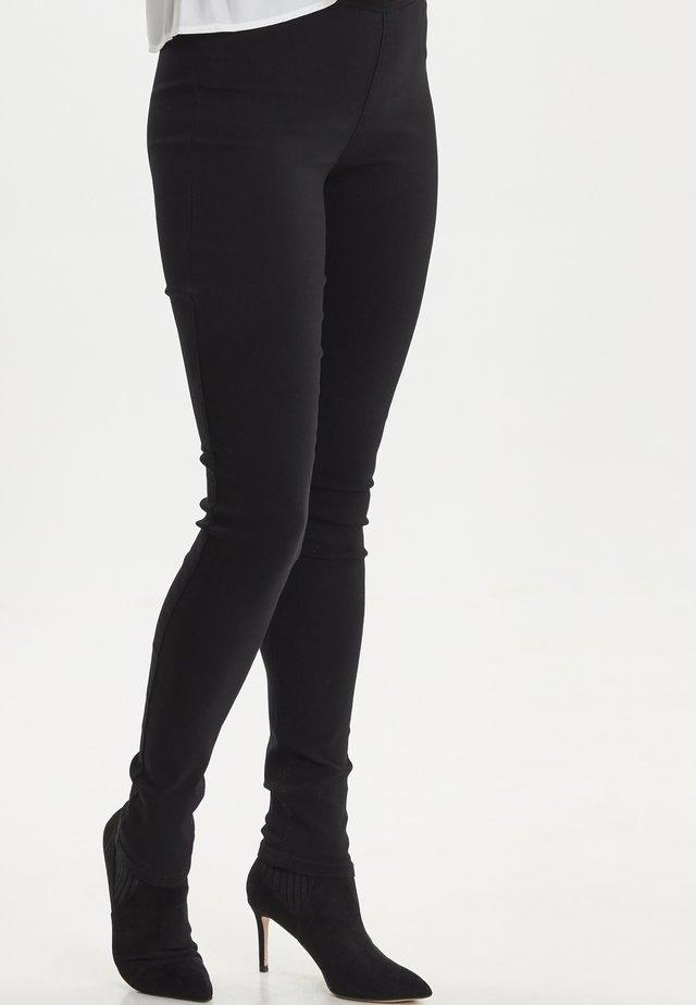 ZALIN - Leggings - black