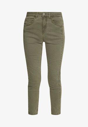 FRIVZIP PANTS - Jeans Skinny Fit - hedge