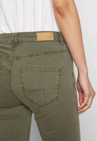 Fransa - FRIVZIP PANTS - Jeans Skinny Fit - hedge - 4