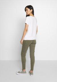 Fransa - FRIVZIP PANTS - Jeans Skinny Fit - hedge - 2