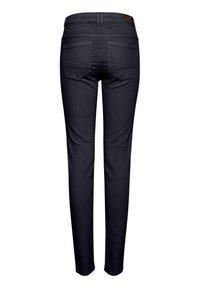 Fransa - FRHASNAP - Jeans Slim Fit - dark peacoat - 7