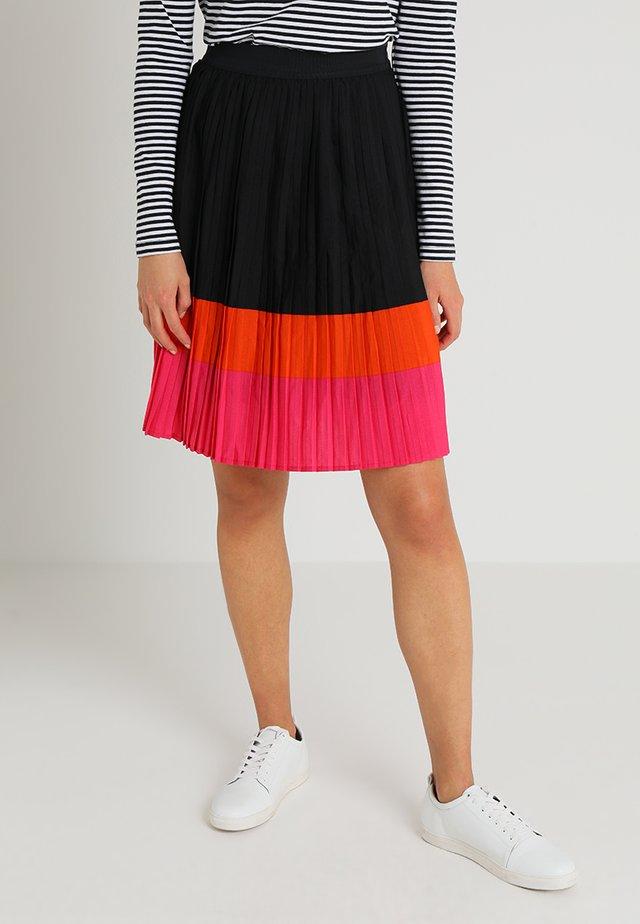 BACONTRAST SKIRT - A-line skirt - black mix