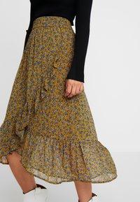 Fransa - FRFACHIF SKIRT - A-line skirt - tapenade - 4