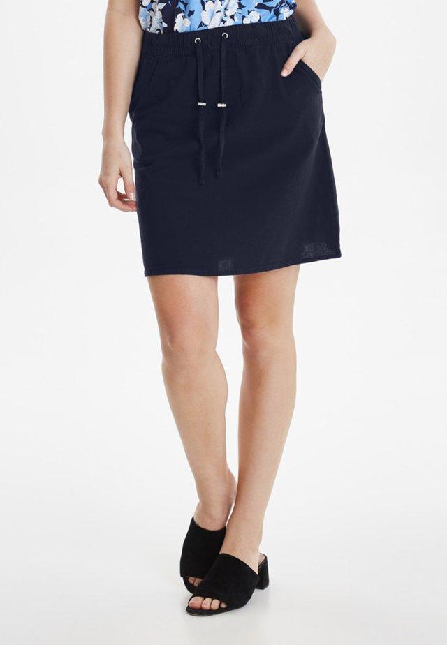 FXSACK  - Mini skirts  - dark blue