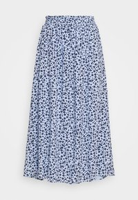 Fransa - FRJAPETITE SKIRT - Maxi sukně - placid blue mix - 0
