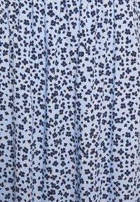Fransa - FRJAPETITE SKIRT - Maxi sukně - placid blue mix - 2
