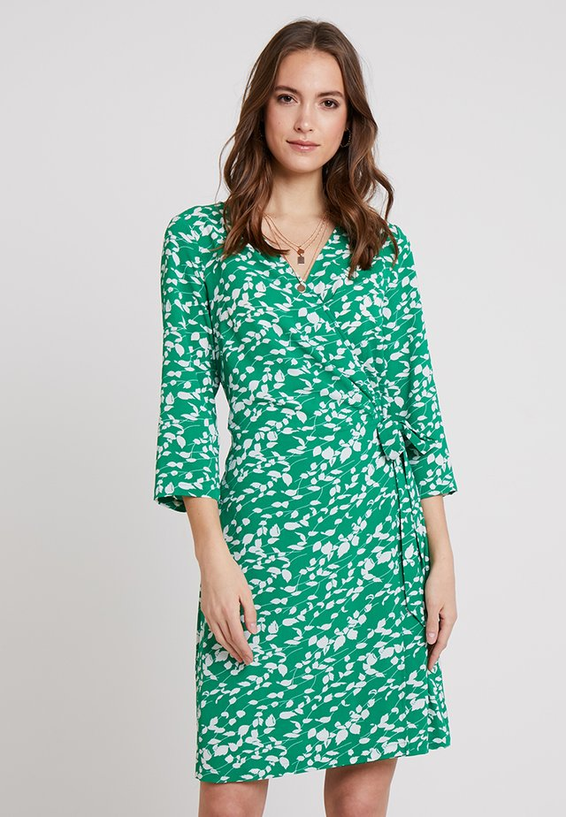 FRCATALK DRESS - Freizeitkleid - jolly green