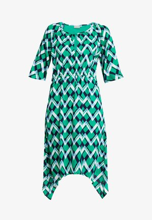 FRCAGEO DRESS - Robe d'été - jolly green