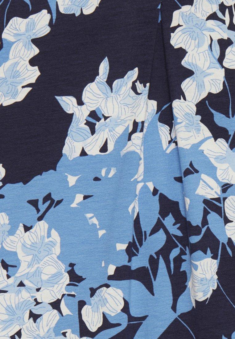 Fransa Robe d'été - bleu marine dark blue