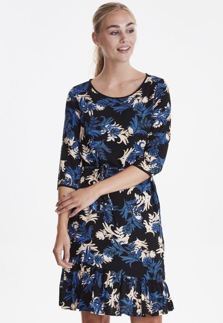 Fransa Robe d'été - bleu blue