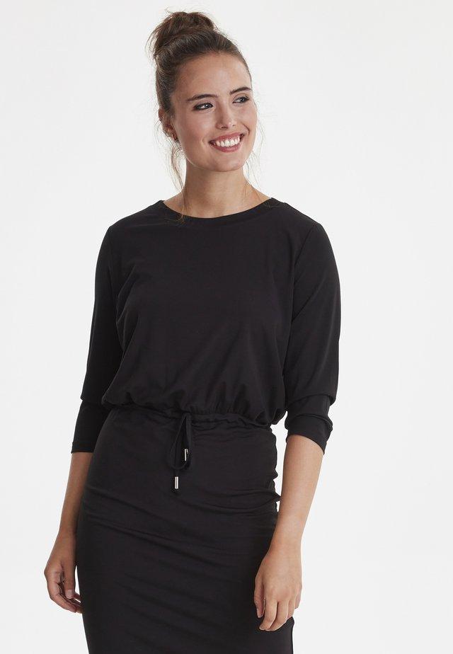 FXSUFEMME - Jerseykleid - black
