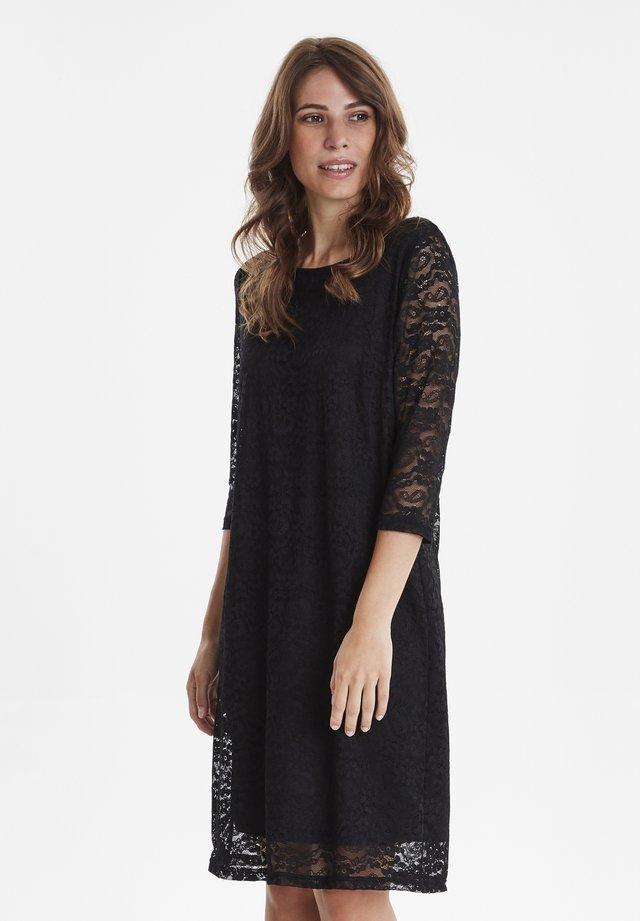 FRGILACE - Vestido informal - black
