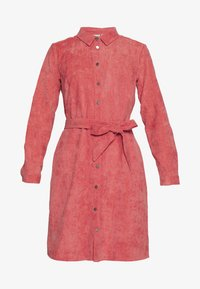 Fransa - DRESS - Skjortekjole - baked apple - 4