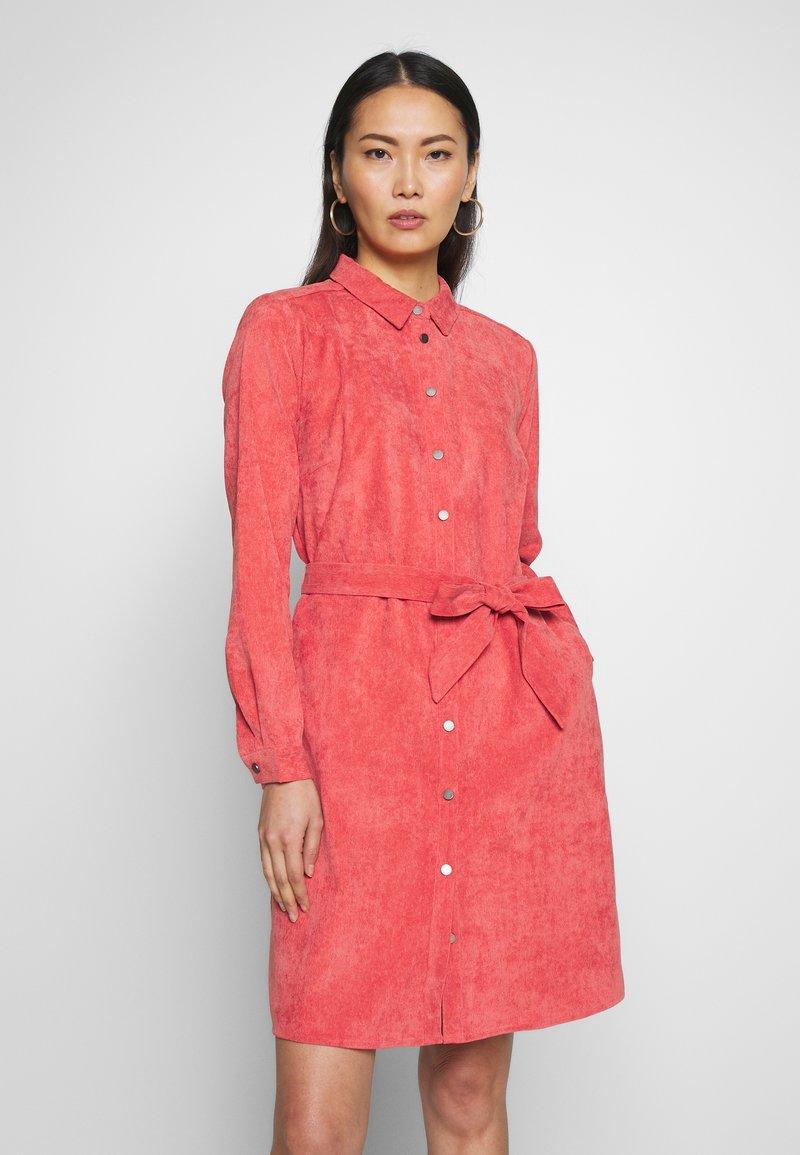 Fransa - DRESS - Skjortekjole - baked apple