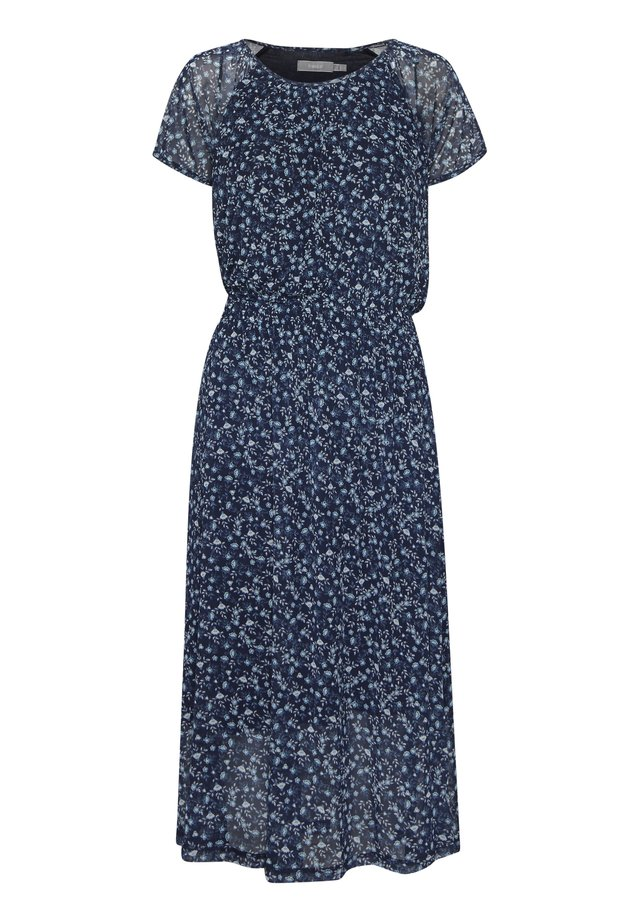 FRITMESH  - Robe d'été - navy blazer mix
