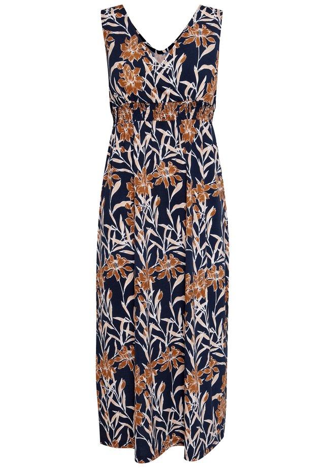 Sukienka z dżerseju - navy blazer mix