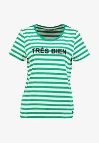 Fransa - FRCIOUI - Triko spotiskem - jolly green mix - 3