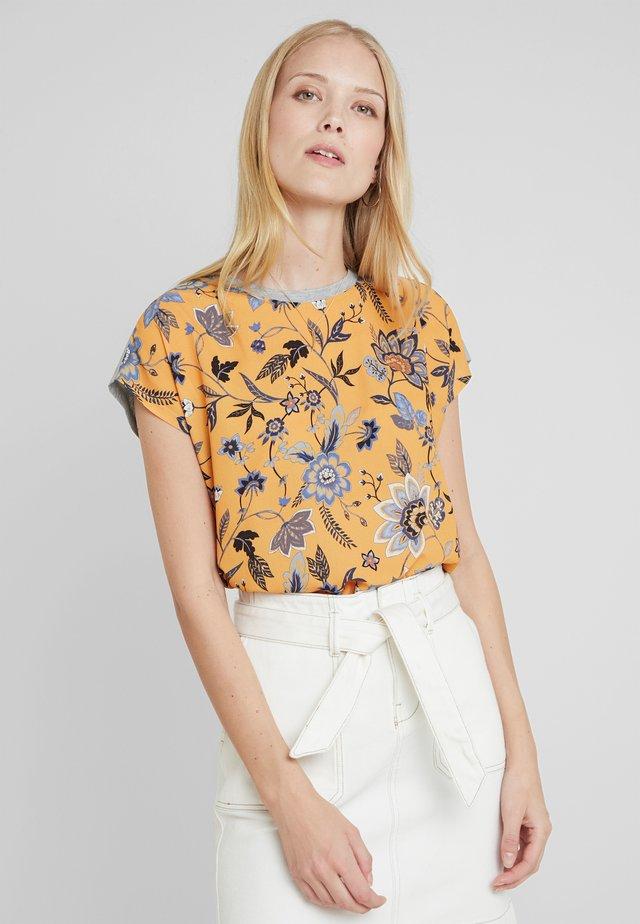 FREMCAOS - T-shirt print - autumn blaze
