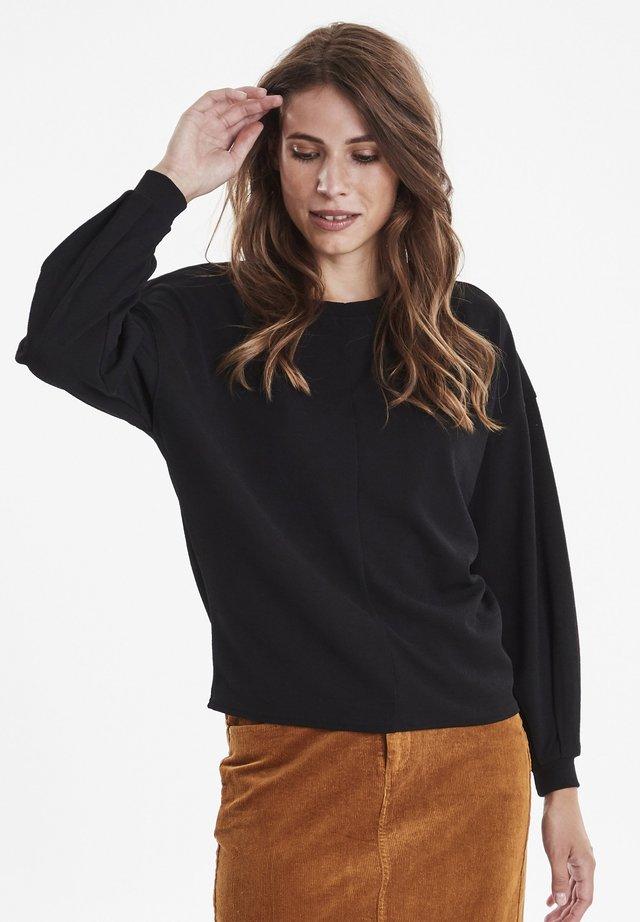 FRFISTRUC  - Jersey de punto - black