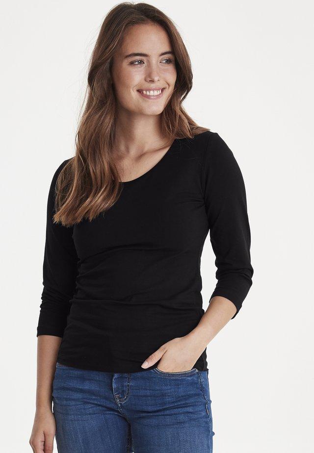 ZAGANIC  - Langærmede T-shirts - black