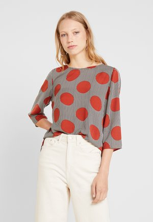BLOUSE - Blouse - picante mix