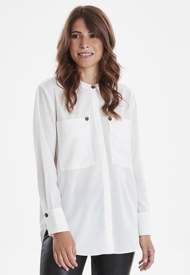 FRGASHIRTO - Button-down blouse - off-white