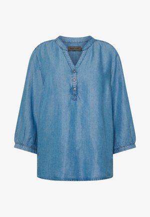 FRIVSHIRT BLOUSE - Bluse - skye blue denim
