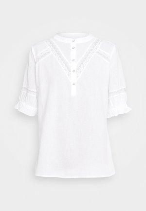 FRIPVOILE BLOUSER - Blouse - white