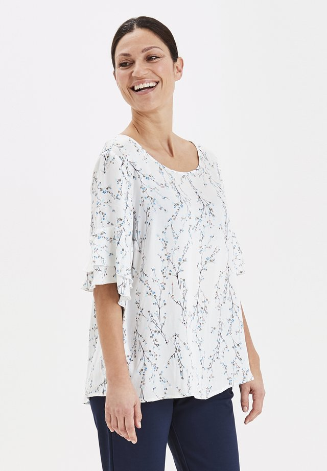 FRIPARTY - Bluser - white