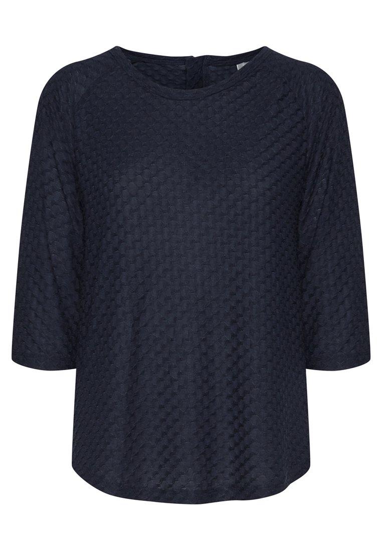 Fransa FRITJACQ  - Sweter - navy blazer