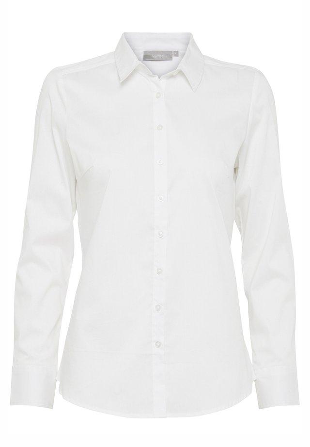 ZASHIRT - Skjorta - (noos) white