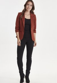 Fransa - Blazer - dark copper - 1