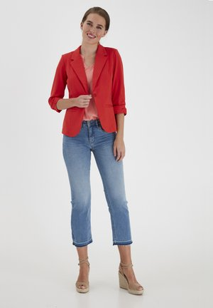 Blazer - fiery red