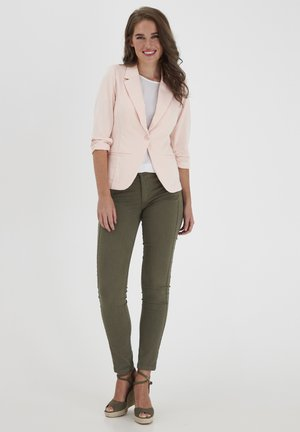 Blazer - english rose