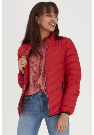 Down jacket - aura orange