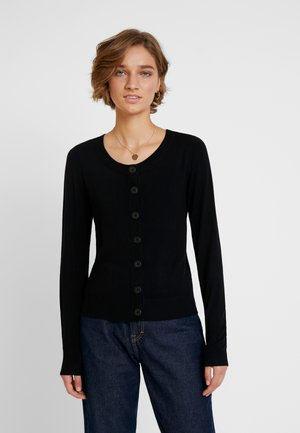 ZUVIC  - Cardigan - black